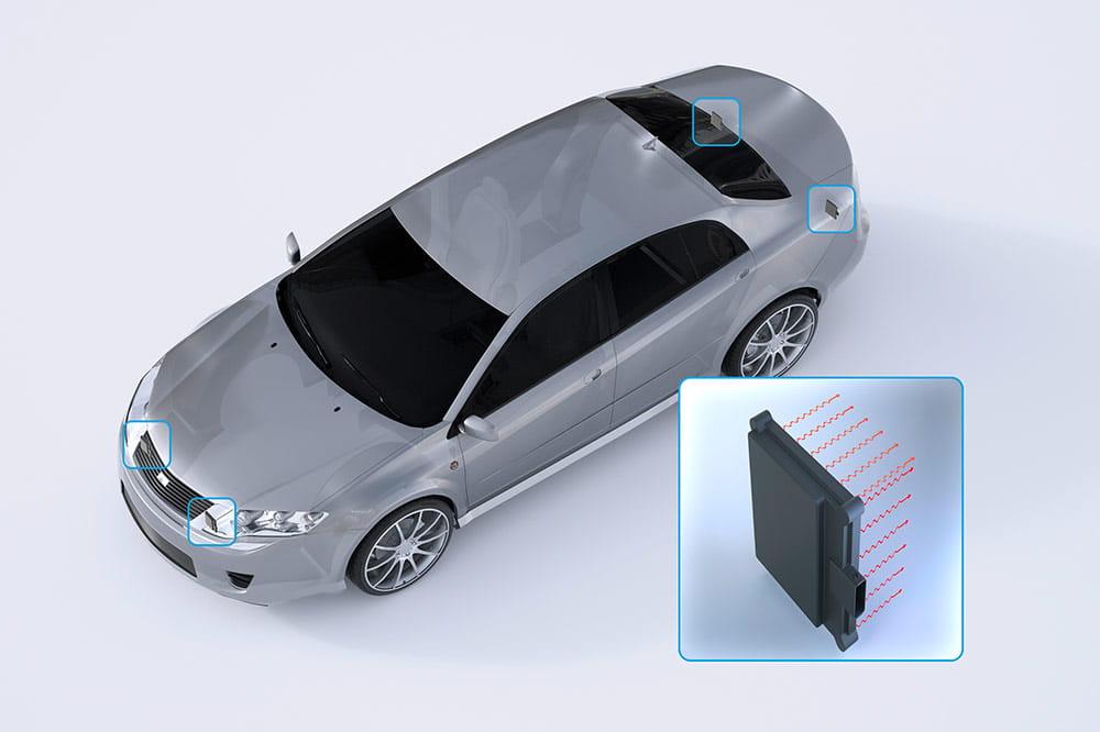 Fst Investigates Conductive Plastics For Radar Sensor