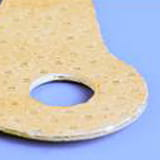 FST Gaskets Geklebter Belag Stahlkern Mechanical Bonded Facing Steel Core Kormetal